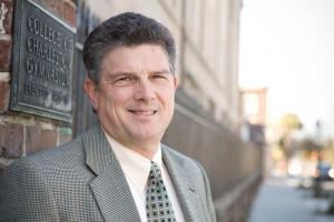 Mike Flynn, marathon professor
