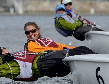 College's Nationally Ranked Sailing Team Ready to Rock Charleston Race Week