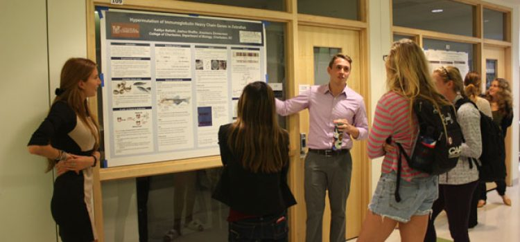 Science and Math Students Showcase Their Research