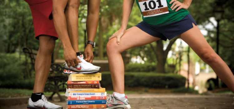 First-Year Students Face Ultimate Test: Running a Marathon