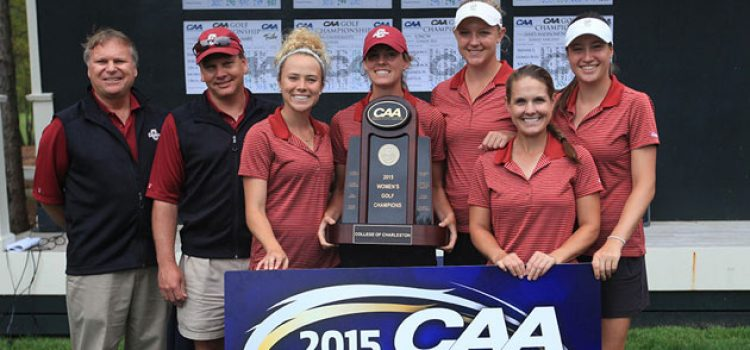Back-To-Back: Cougars Repeat as CAA Champs in Women's Golf