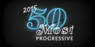 Cougars Help to Conclude Charlie's '50 Most Progressive' List