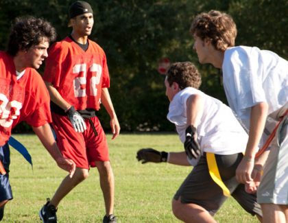 Students Form Bonds Through Intramural and Club Sports