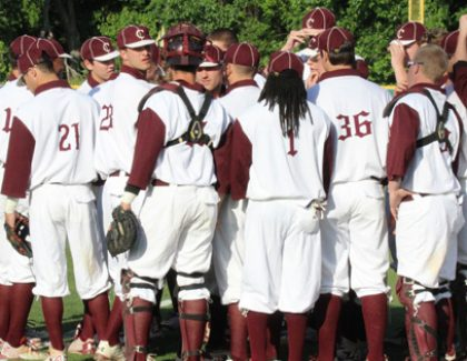 Cougars Claim CAA Baseball Regular-Season Crown