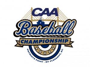 CAA Baseball Logo