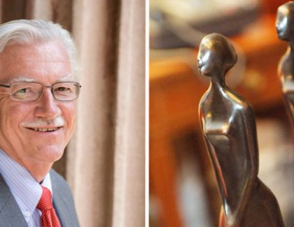 Trailblazer for Arts in Education Receives Lifetime Achievement Award