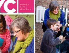 Alumna a Master at Teaching Young Children