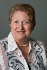 Fran Welch, dean of the School of Education, Health and Human Performance
