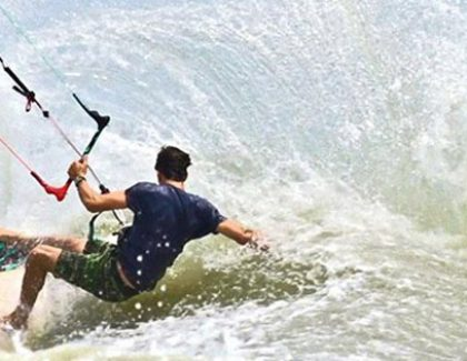 Cougars Dominate Kiteboarding Nationals