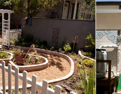 New Garden a Sensory Delight for Children and Adults