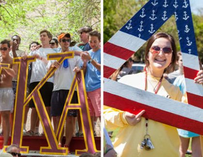 How Greek Life Improves Charleston and the World