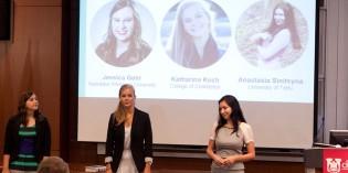 Student Tech Entrepreneurs Pitch Big Ideas
