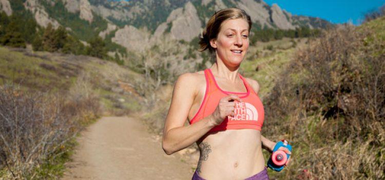 Champion Ultrarunner Ashley Arnold Returns to Winning Ways (video)