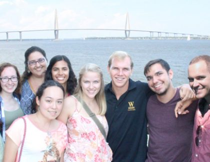 Marine Sciences Research Draws Students to Charleston