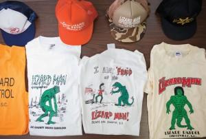 Lizard Man Souvenirs