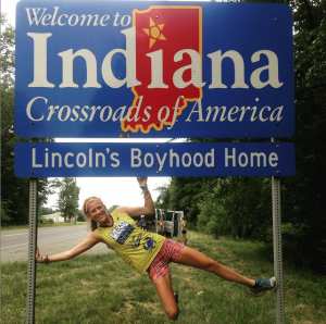 Ruegner in Indiana