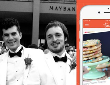 Alums Launch 'Tinder for Food' App Tender
