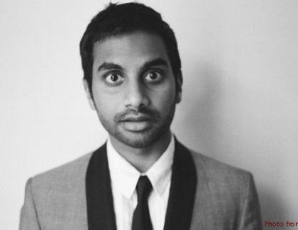 Aziz Ansari is Coming to Campus