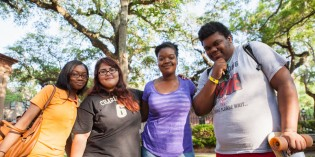 Welcome Week Events at the College of Charleston