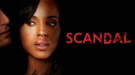 "ABC's hit TV show ""Scandal"" is Caudill's current Netflix obsession."