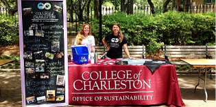 Summer Sustainability Interns Develop Skills and Make an Impact (has video)