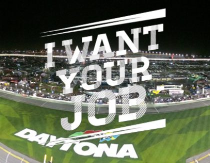 I Want Your Job: NASCAR Digital Marketing