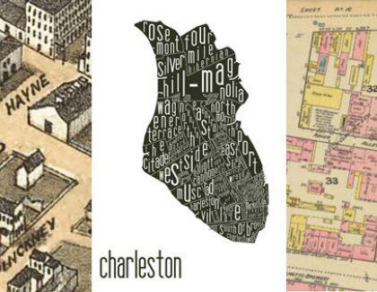 The Amazing New Map of Charleston Neighborhoods