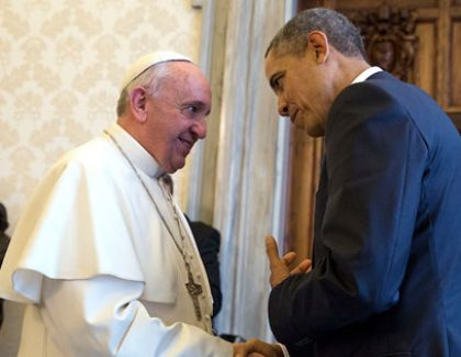 Religion and Climate Change: Pope's Message Focus of Classroom Discussion