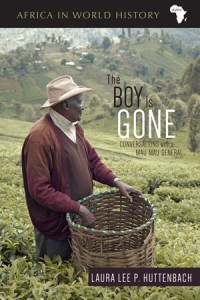 The Boy is Gone: Conversations with a Mau Mau General.
