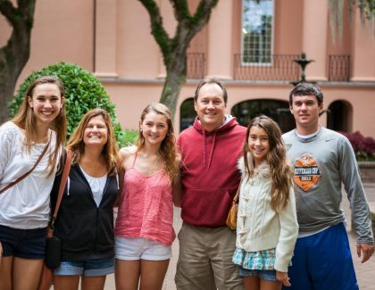 College Celebrates Family Weekend 2015 (has video)