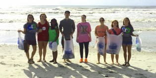 Students Focus Attention on Sustainable Seafood