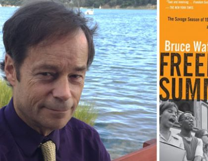 8 Questions for 'Freedom Summer' Author Bruce Watson