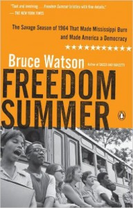 """Author Bruce Watson will deliver a lecture about his book, """"Freedom Summer,"""" at 7 p.m. on Nov. 9, 2015, in Sottile Theatre."""