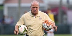 Coach Lundy Signs Four-Year Contract Extension