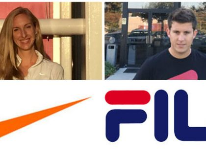 Alums Keep Supply Chain Running Smoothly for Nike and Fila