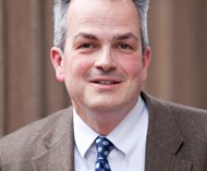 Brian McGee Named Provost and Executive Vice President for Academic Affairs