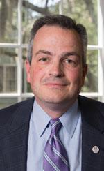 Brian McGee, College of Charleston
