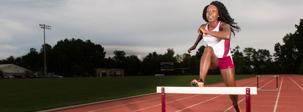 Alexia Neal, College of Charleston track and field