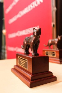 Among the many events during Fall Alumni Weekend is the annual Alumni Awards Reception and Gala.