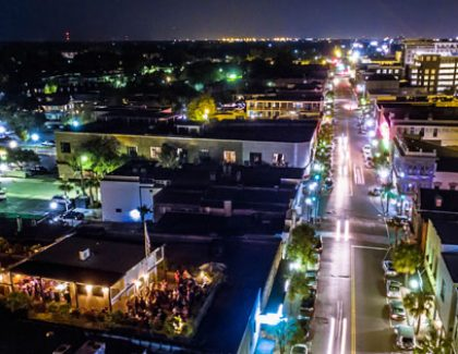 Alumni Capture Stunning Drone Photos of Lowcountry
