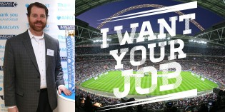 I Want Your Job: Head of Guest Services at London's Wembley Stadium