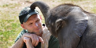 Of Mice and Memory: 10 Questions for an Alum Elephant Trainer