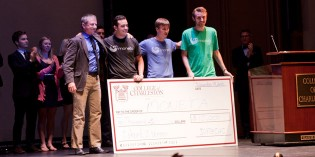 Student Tech Entrepreneurs Win $10K at Pitch Event