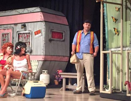 Alum's Theater Troupe Brings Art to the Masses