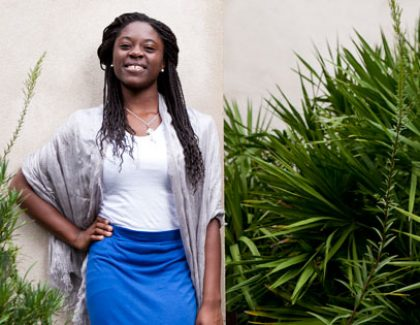 Honors Scholarship Helps Student Rise to the Top