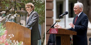 Top 6 Mayor Riley Moments at the College of Charleston