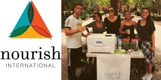 Nourish International Gives Students Opportunity to Act Locally and Globally