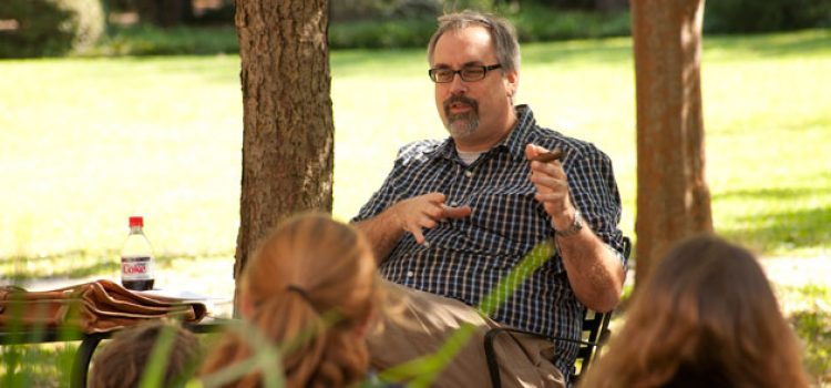 Novelist Bret Lott Leads New MFA Program in Creative Writing