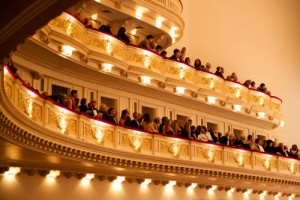 Carnegie Hall's Opening Night Gala in Isaac Stern Auditorium / Perelman Stage