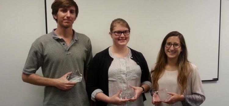 Undergraduates Win Data Science Contest